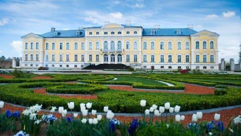 Rundale Palace, Latvia