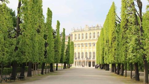 Schönbrunn Palace Austria
