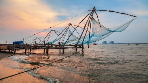 Cochin (Kochi), India