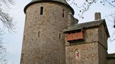 Castell Coch - Cardiff
