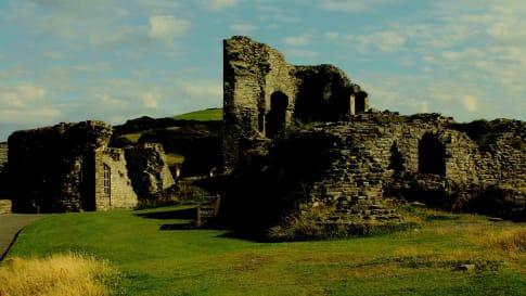 Aberystwyth Castle Ruins