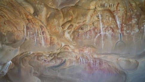 Arkaroo Rock