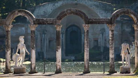 Ancient Roman Luxury Villas, Italy