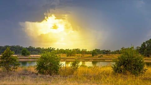 Dubbo regional landscape