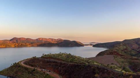 Lake Argyle, Australia