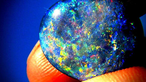 lightning ridge opal