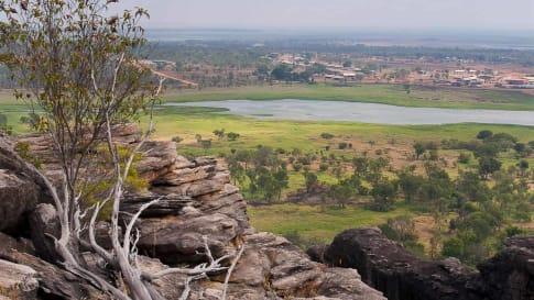 Madjedbebe Archaeological Site, Northern Territory
