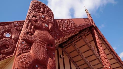 The Maori, New Zealand