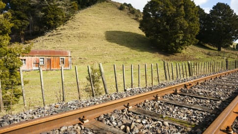 The Nelson Railway to Nowhere, New Zealand