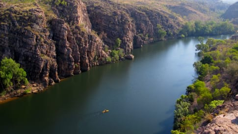 The South and East Alligator Rivers, Northern Territory