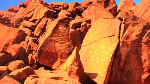 Aboriginal Stone Arrangements