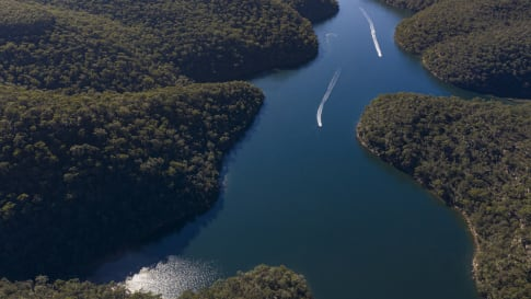 The Hawkesbury River