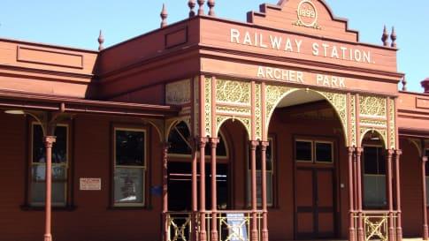 Historic Railway Stations of Rockhampton, Queensland