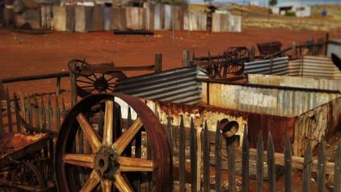 Ghost Towns of Western Australia's Eastern Goldfields
