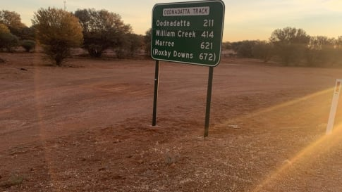 William Creek, SA