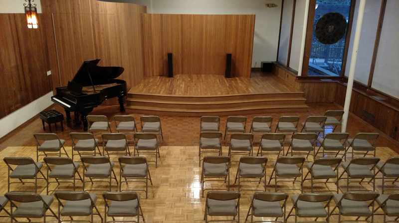 recital hall