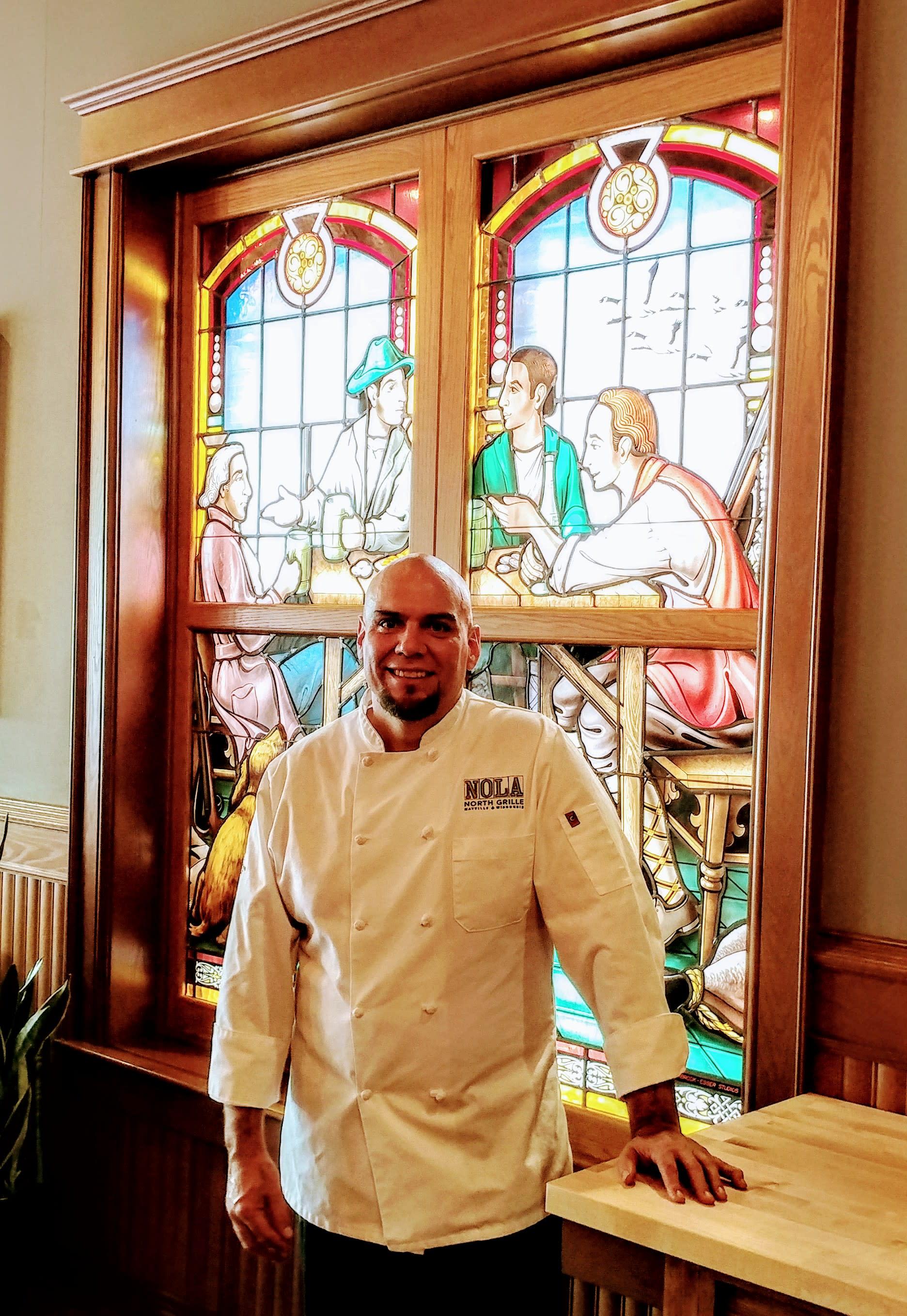 Chef Steven Miller
