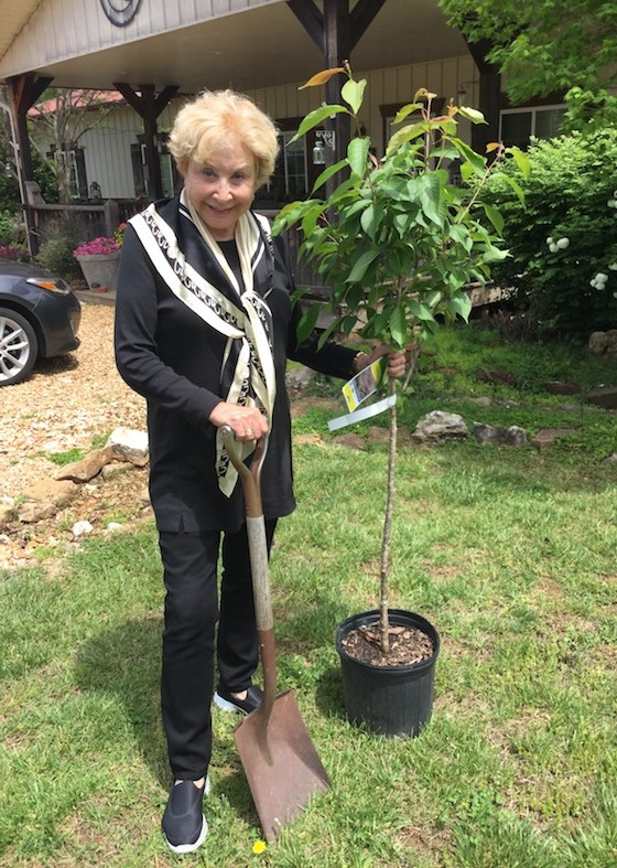 Michael Learned Planting