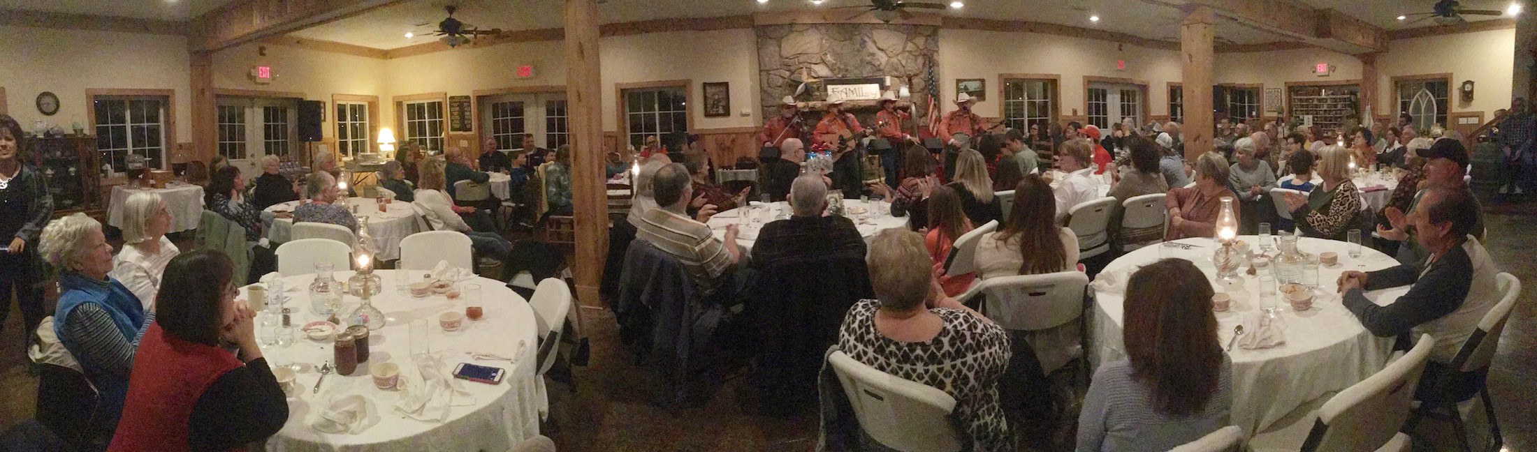 Amish Dinner & Bluegrass Evening
