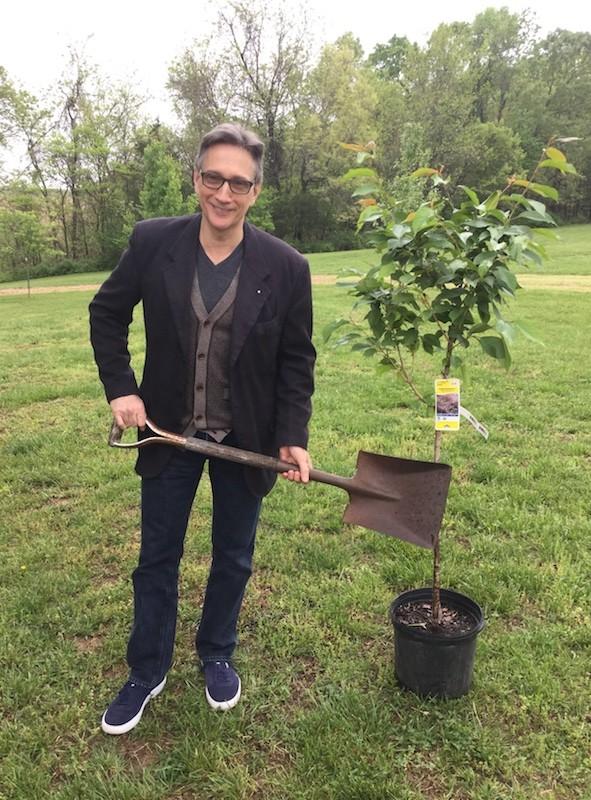 Clifton Daniel Tree Planting