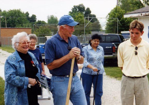Jerry Jone Planting