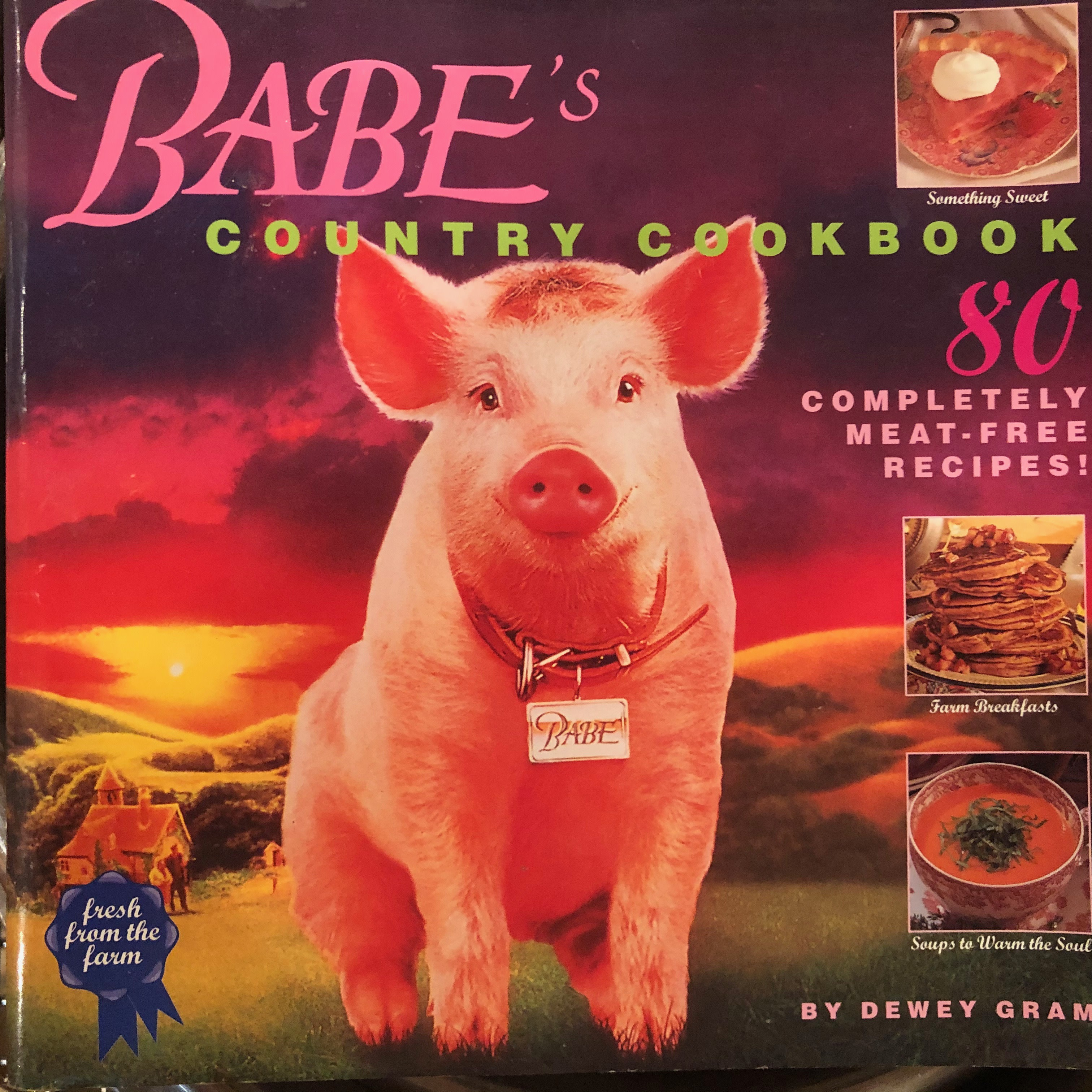 Babe Country Cookbook