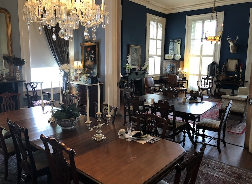 Duff Green Mansion Dining & Parlor