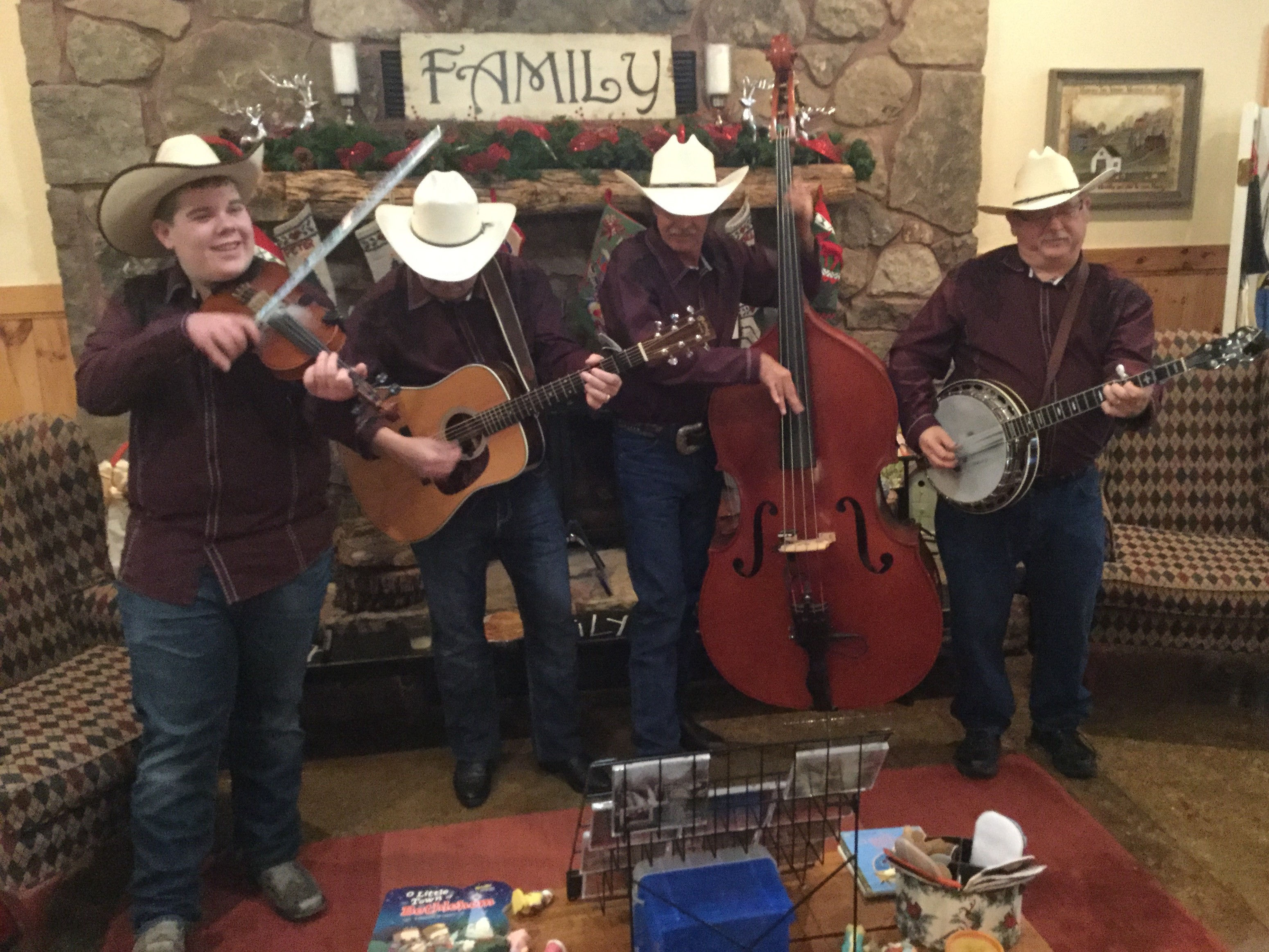 Finley River Boys Bluegrass