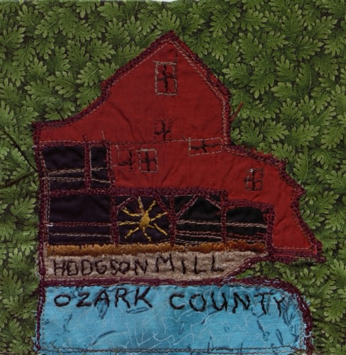 Ozark County Quilt Block