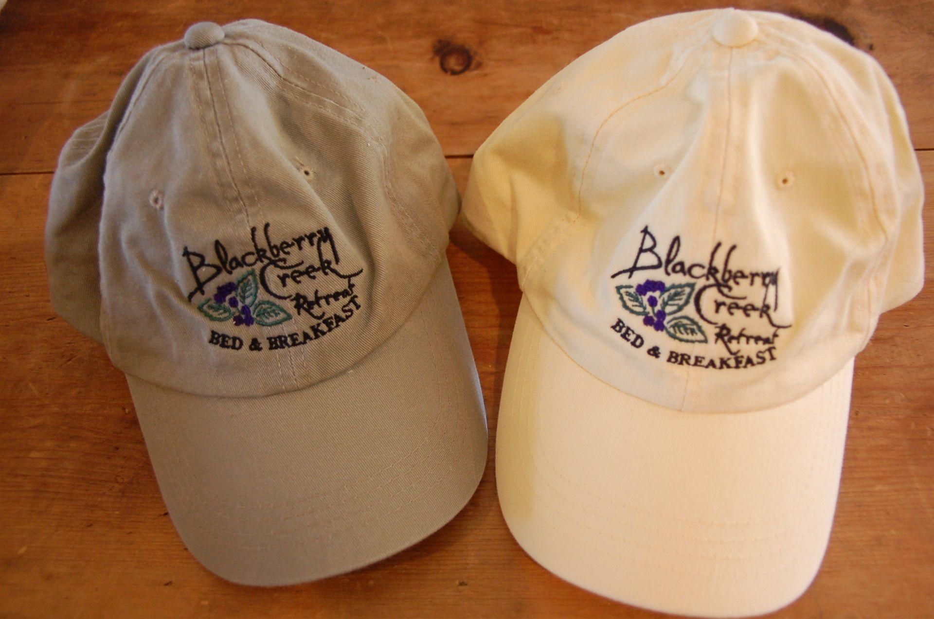 official Blackberry Creek Bed & Breakfast merchandise