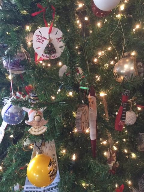 Tree Ornaments and Stories