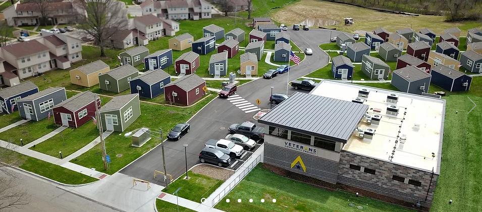Tiny House Village Kansas City