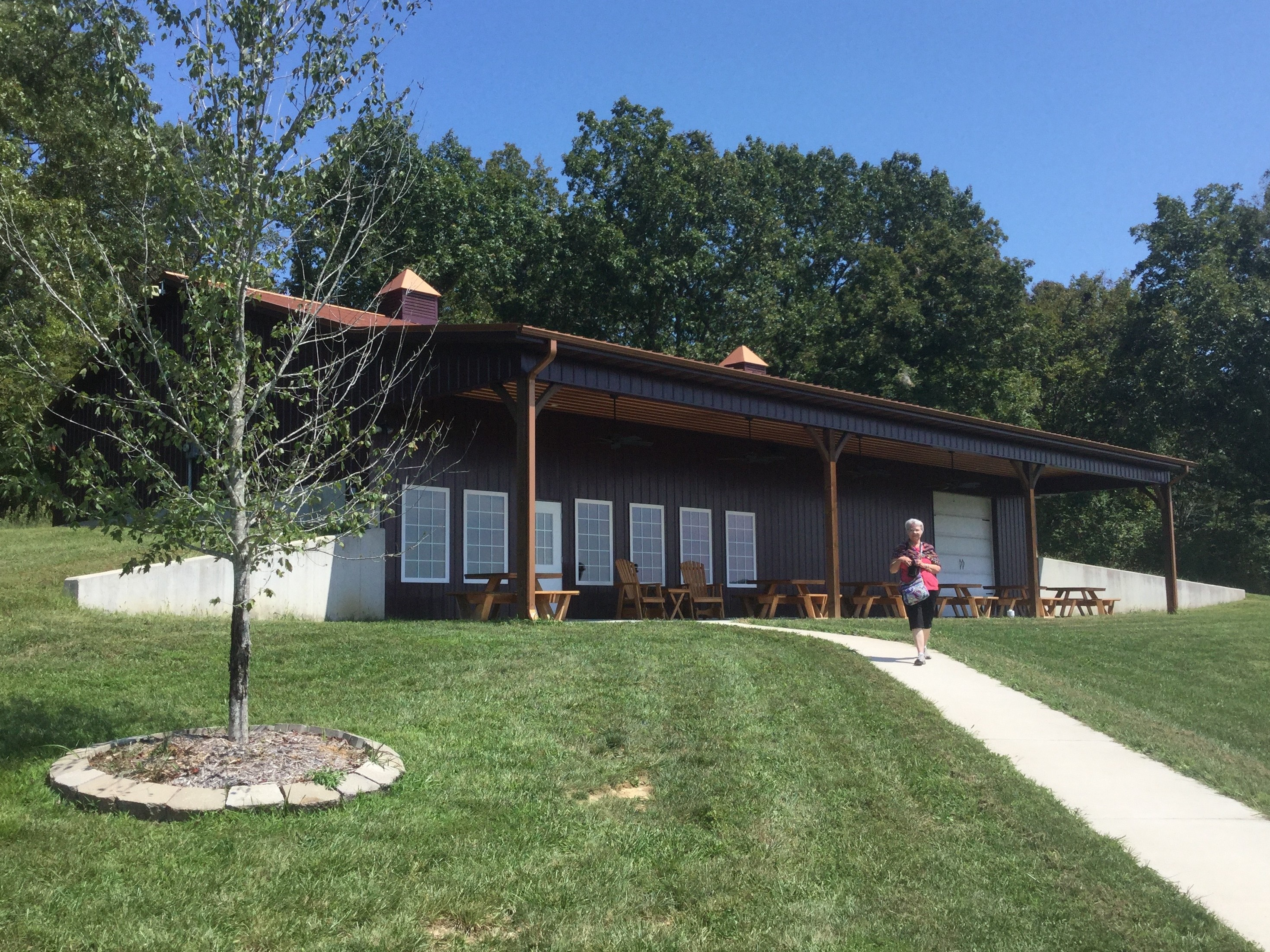Ozarks Winery Tasting Room