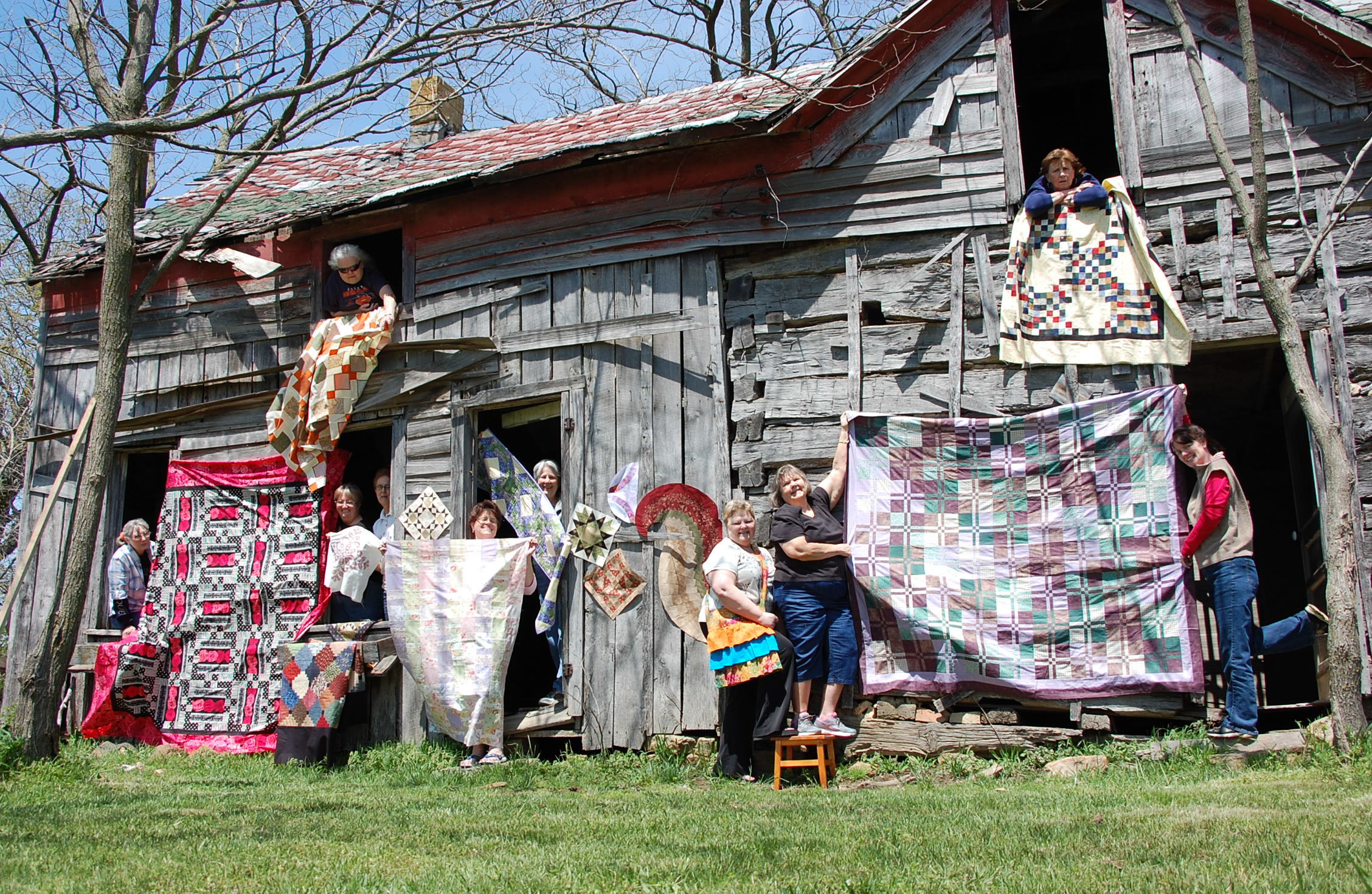 Quilt Group by Homestead