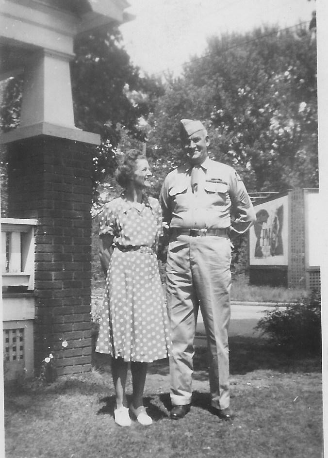 Grandma & Grandpa Haley