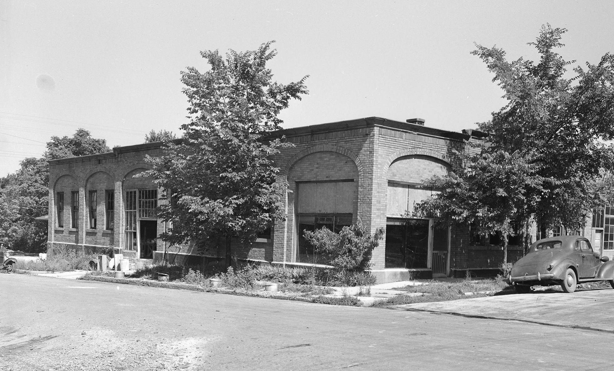 1951 Blair Factory in Ozark