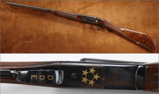 Ike's Shotgun