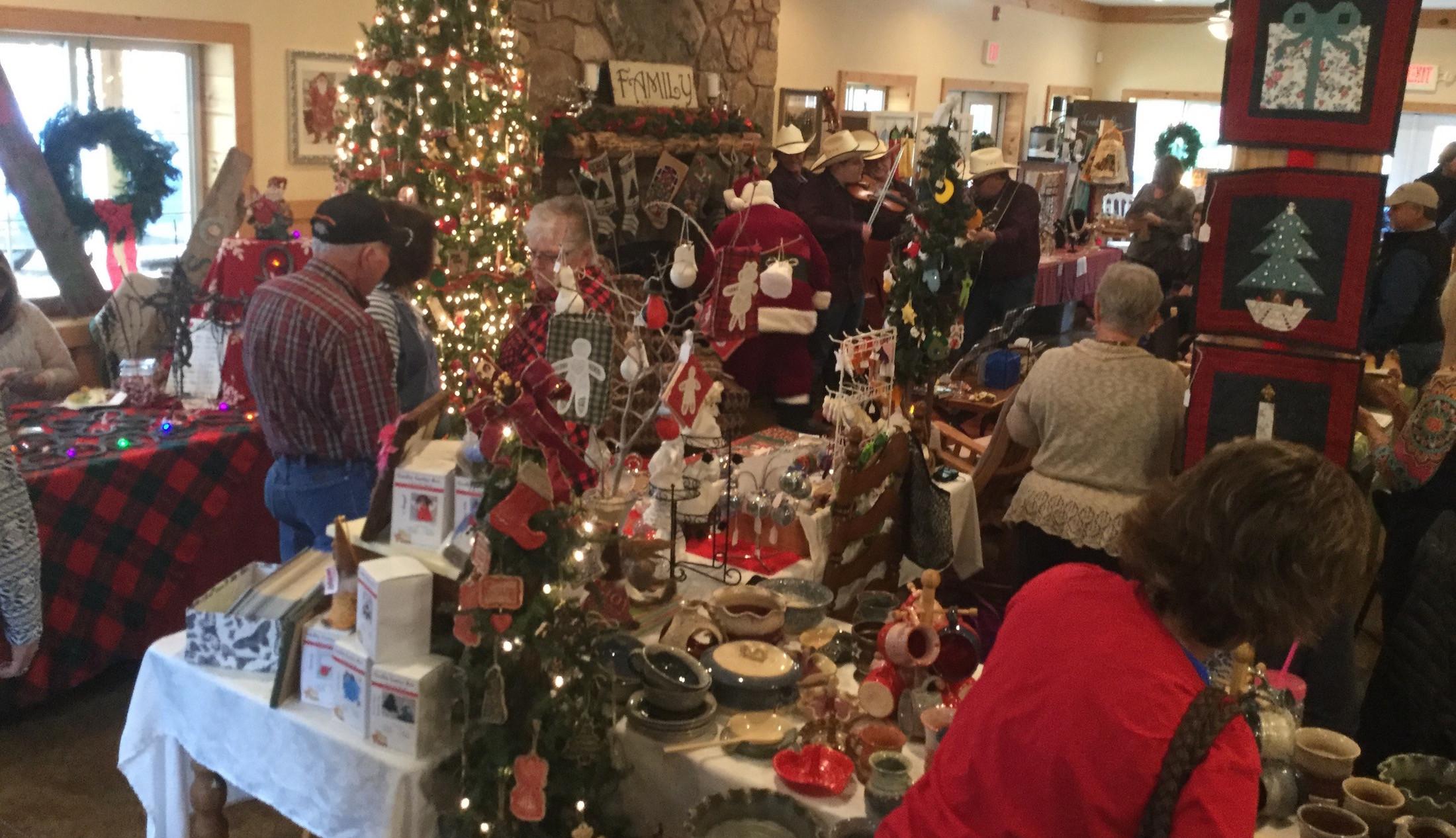 Christmas Open House & Craft Bazaar