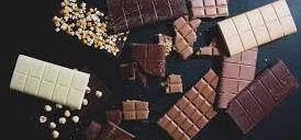 chocolates and chocolate bars