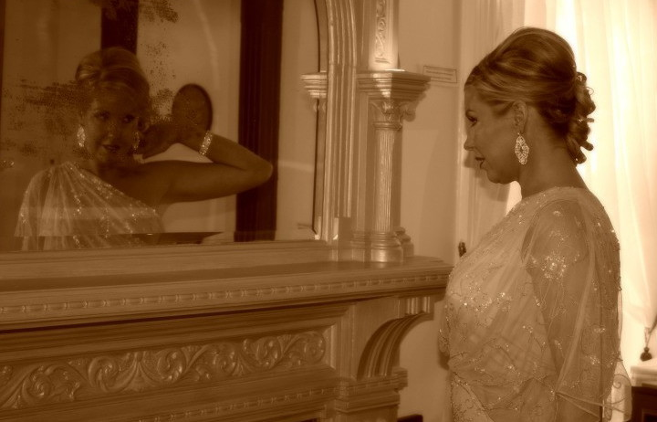 Romeo & Juliet mirror