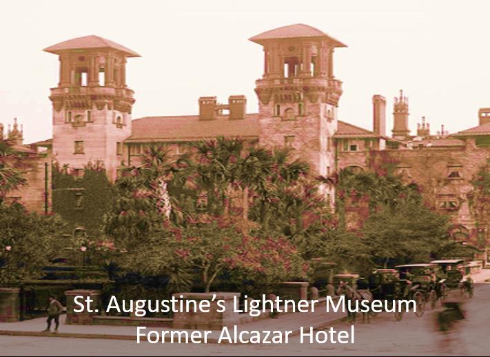 Alcazar Hotel / Lightner Museum