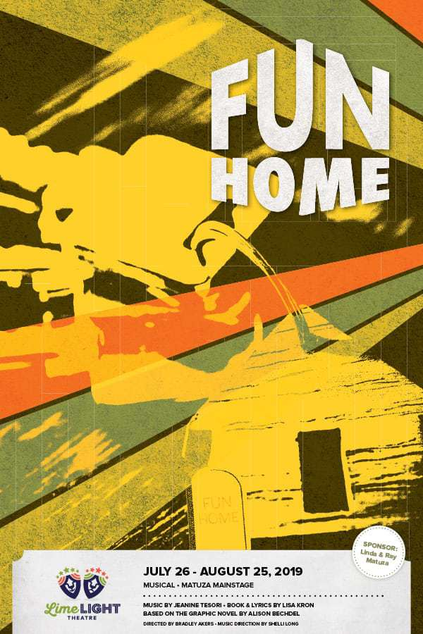image ad for Fun Home