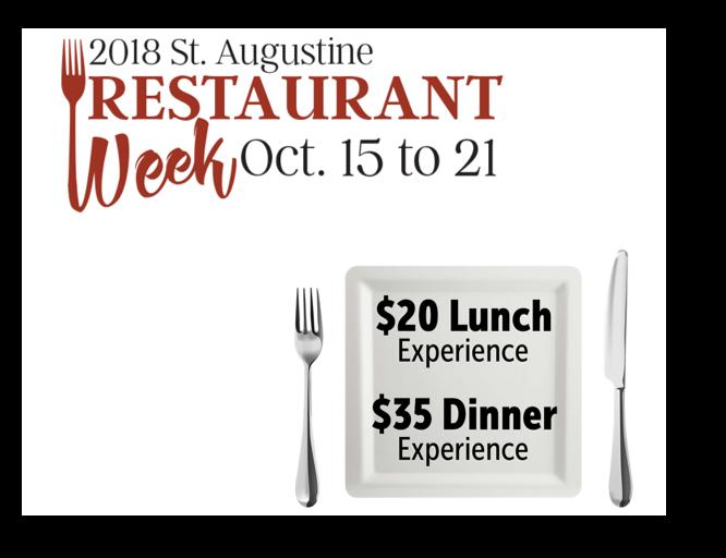 Restaurant Week ad