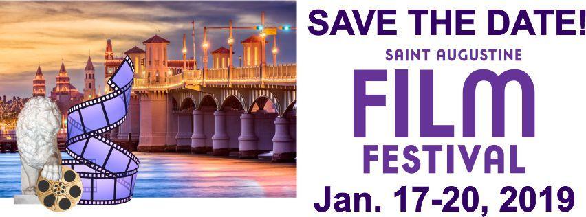 St Augustine Film Festival Announcement