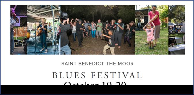 Lincolnville Blues Festival Ad