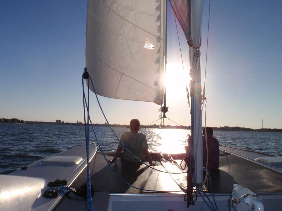St Augustine Sailing - Catamaran