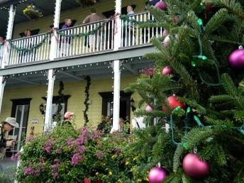 Bayfront Marin House St Augsutine Christmas photo
