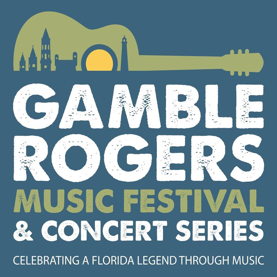 Event ad image for Gamble Rogers Music Fesetival