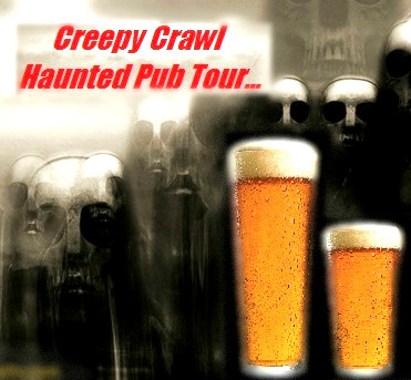 Creepy Crawl Haunted Pub Tour St Augustine FL