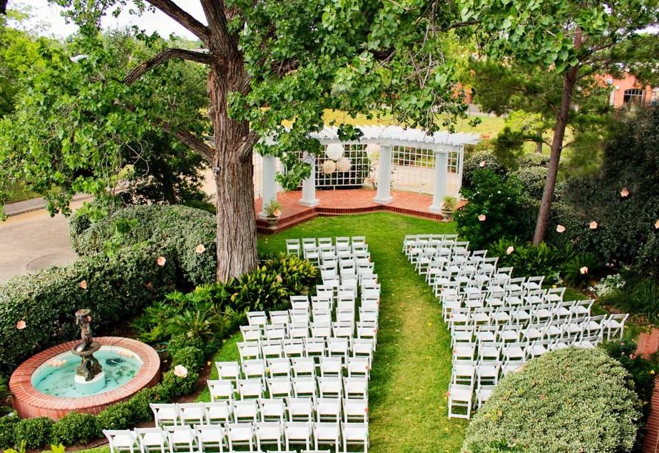 Brenham TX Weddings and Receptions Venue | Ant Street Inn